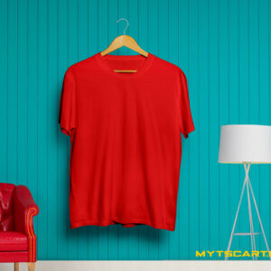 Red Plain Tees @299 only