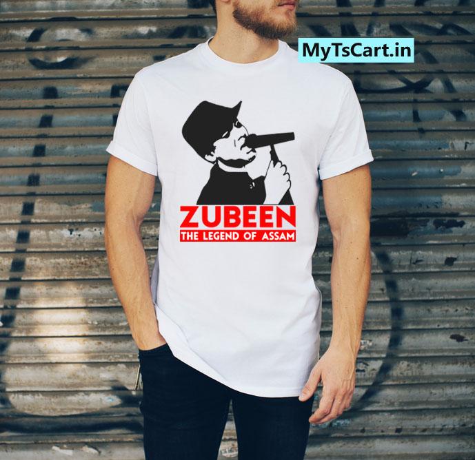 Zubeen Garg Printed t shirt
