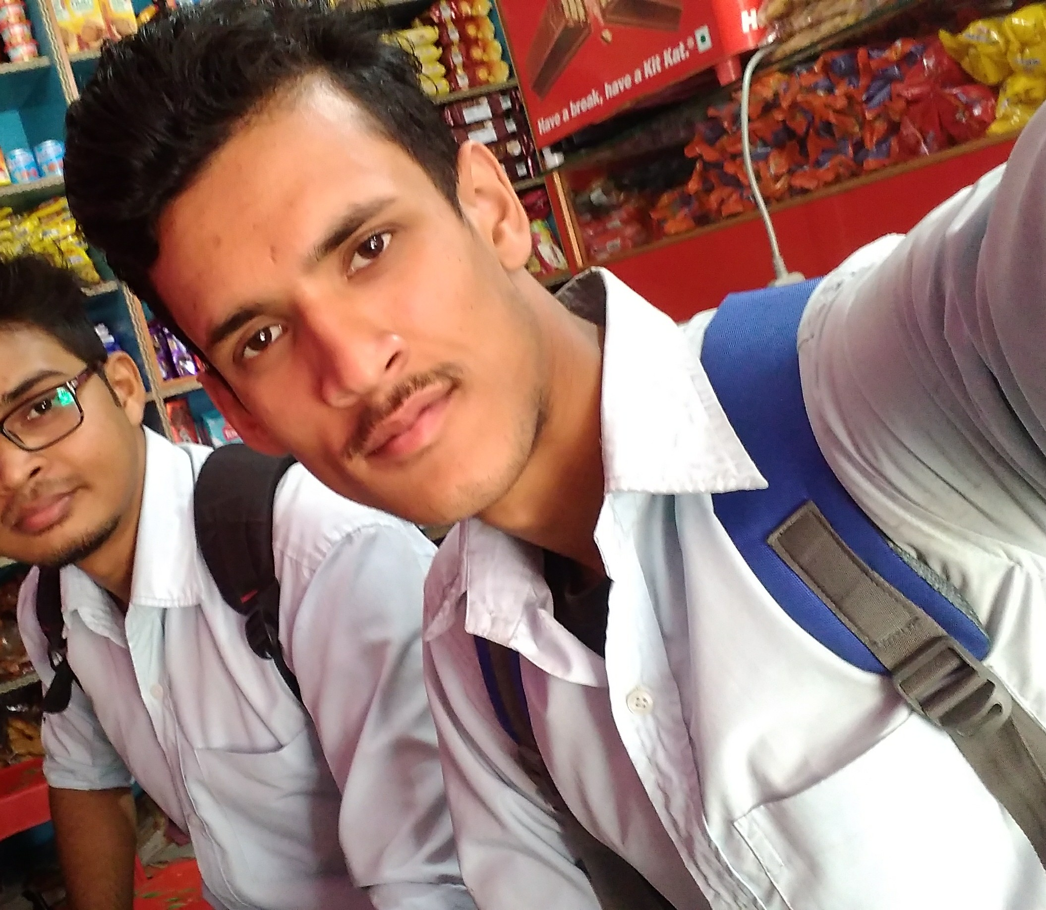 Biswajit and siddharth from pkc